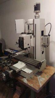 Golmatic MD 24 CNC Fräsmaschine