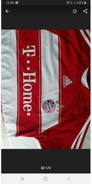 Bayern München Home Jersey 2006-2009