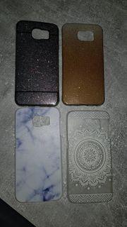 4 Handyhüllen für Samsung Galaxy