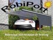 Mähroboter Garage - Worx-