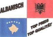 Beeidete Übersetzung ALBANISCH-MAZEDONISCH-SLOWENISCH