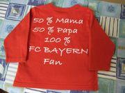 FC Bayern Trikot Tee-Shirt Kind Baby