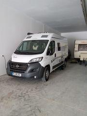 Wohnmobil Karmann Davis Viva 540