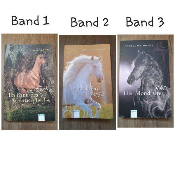 3 Bücher Romane von Angela