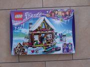 Lego Friends 41323 Chalet im