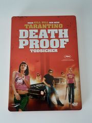 Death Proof Steelcase DVD