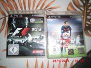 2 Spiele für PS3