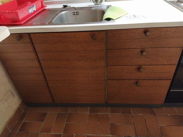 AEG Einbauküche komplett incl Geräte