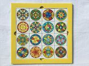 Mandala-Memory Legespiel Merkspiel Lernspiel Gesellschaftsspiel