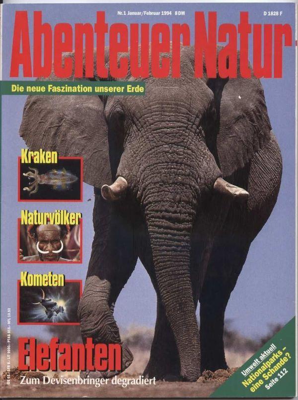 Abendteuer Natur - Elefanten - Naturvölker - Kometen -