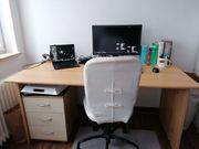Schreibtisch 1 60m breit top