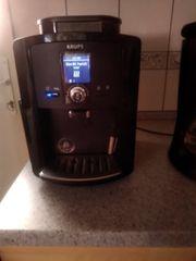 Krups kaffee Vollautomaten EA 8038 - Gebraucht