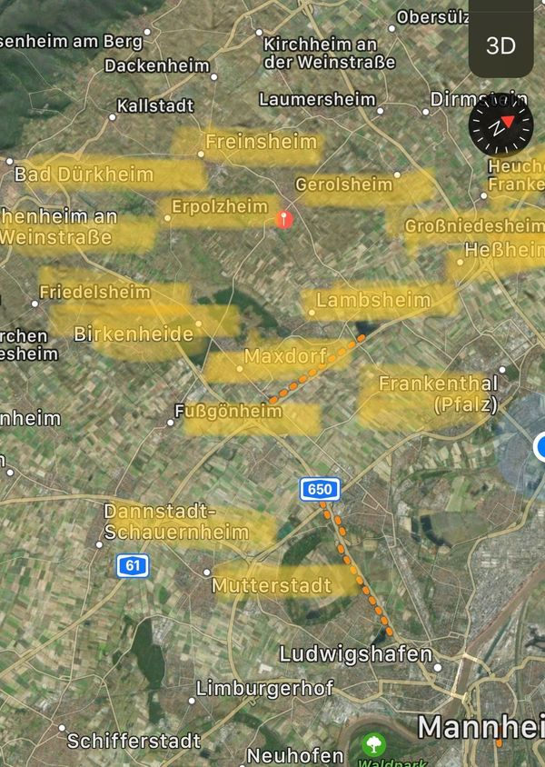 Suchen Bauplatz Rhein Pfalz Kreis