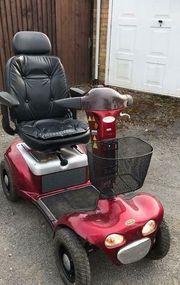 Mobilitäts-Motorroller-Ladenfahrer Cordoba mph