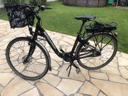 Damen e-bike 28 zoll Vorderradmotor