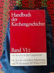 Handbuch der Kirchengeschichte 9 Bände