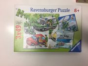 Ravensburger Polizei-Puzzle 3x49 Teile