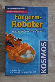 Fangarmroboter von Kosmos zum aufbauen