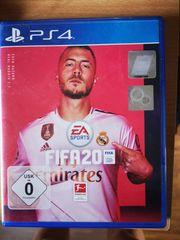 PS 4 Spiel FIFA 2020
