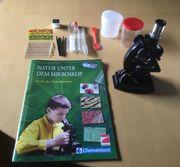 Mikroskop für Kinder
