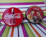 Coca-Cola Blechdose je 7 -