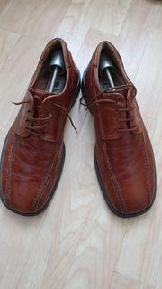 3x Schuhe Hausschuh Lederschuhe für