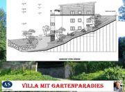 Baugrundstück für eine Villa mit