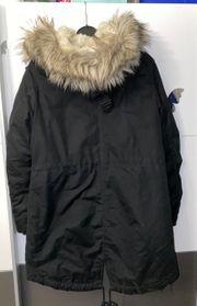 Winterjacke H M Gr 44