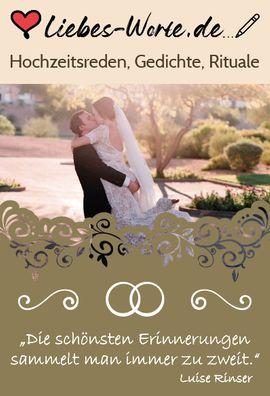 Trauredner - freier Redner - Hochzeitsredner - freie: Kleinanzeigen aus Pommersfelden - Rubrik Dienstleistungen, Service gewerblich