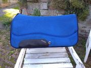 Westernpad Satteldecke v Burioni blau
