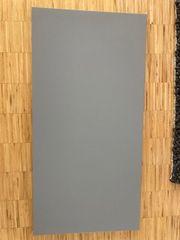 Ikea Linnmon Schreibtischplatte grau