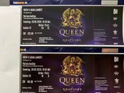 2 Queen Adam Lambert Tickets