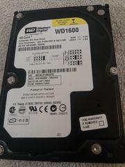 HDD Festplatte 160 GB Western
