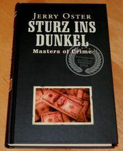 NEU - Buch Sturz ins Dunkel