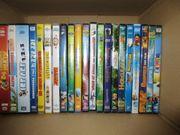 Biete 27 DVDs mit Filmen