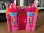 Barbie Puppenhaus klappbar mit Zubehör