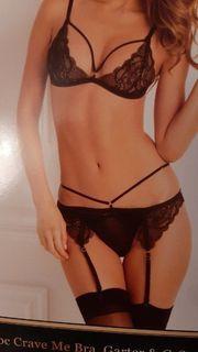 biete getragene Dessous Bikini an