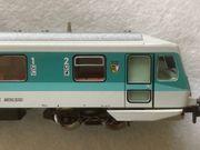 FLEISCHMANN piccolo 7428 Dieseltriebzug der