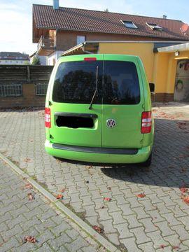 Bild 4 - VW Caddy Kombi 1 2 - Mörlenbach