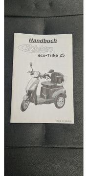 Elektro 3-Rad Roller