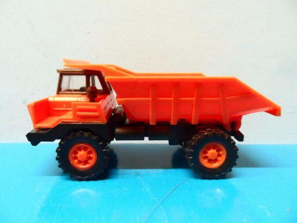 DDR - Modellauto - Muldenkipper - VEB - LKW - H0