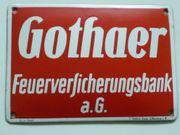 Gothaer Feuerversicherungsbank a G antikes