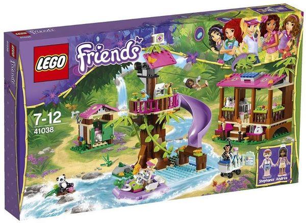 LEGO Friends 41038 - Große Dschungelrettungsbasis