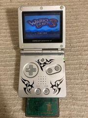 Gameboy Advance SP Tribal Wario