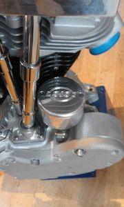 Harley Early Shovelhead Motor S
