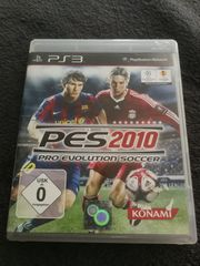 PES 2010 Playstation 3