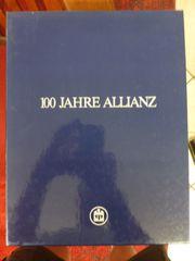 Allianz 100 Jahre Jubiläumsbuch Ansehen