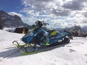 Skidoo Freeride 146 Rotax Artic