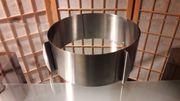 Tortenring 8 5cm hoch verstellbar
