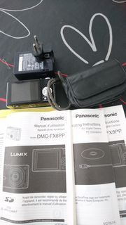 Panasonic Digital Camera DMC-FX8PP